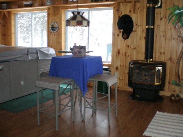 cottage 135 for rent on tasso lake near huntsville in