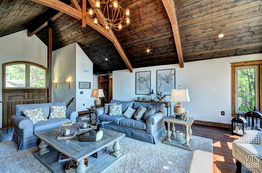 Luxury Muskoka Cottage for Rent on Loon Lake near ...