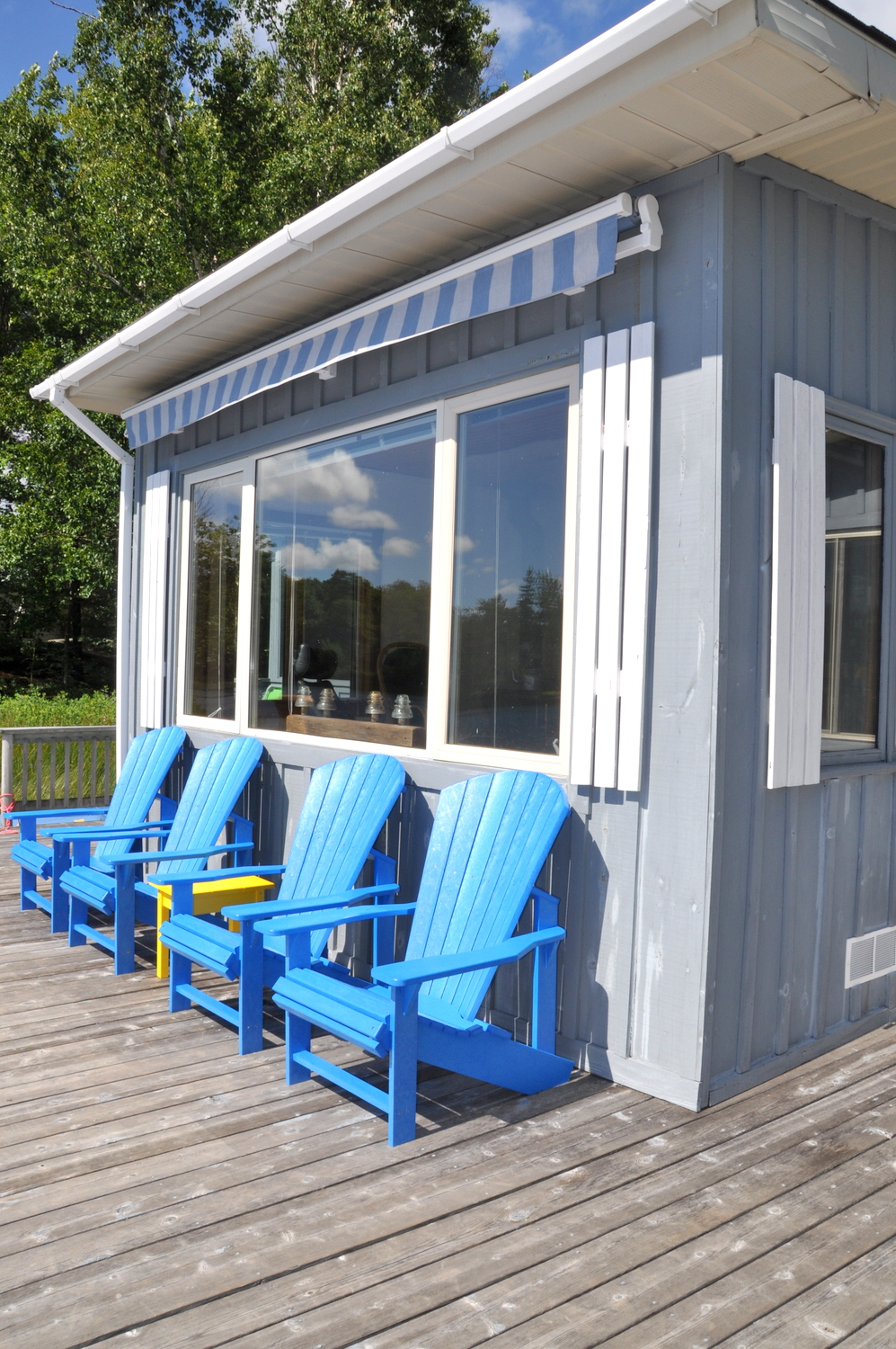 Cottage #244 for Rent on Myers Lake near Mactier in District of ...