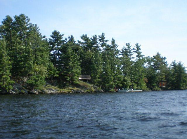 Healey Lake Muskoka Cottage For Rent Near Mactier Ontario