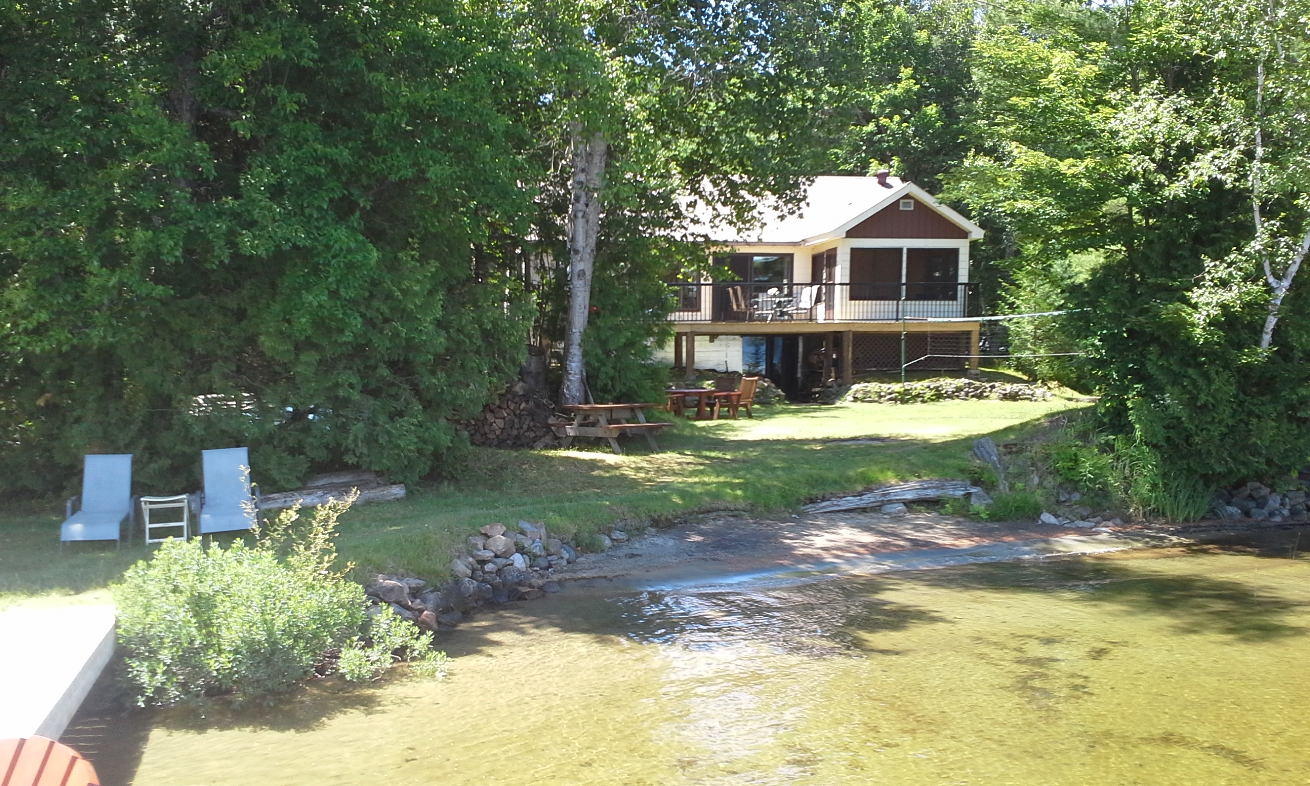 cottages resort cottage vacation wildwood self bayview muskoka packages our room resorts living rentals accommodations catering ontario family