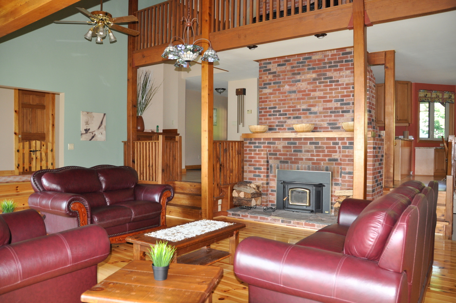 Cottage #466 for Rent on Little Whitefish Lake near Parry ...