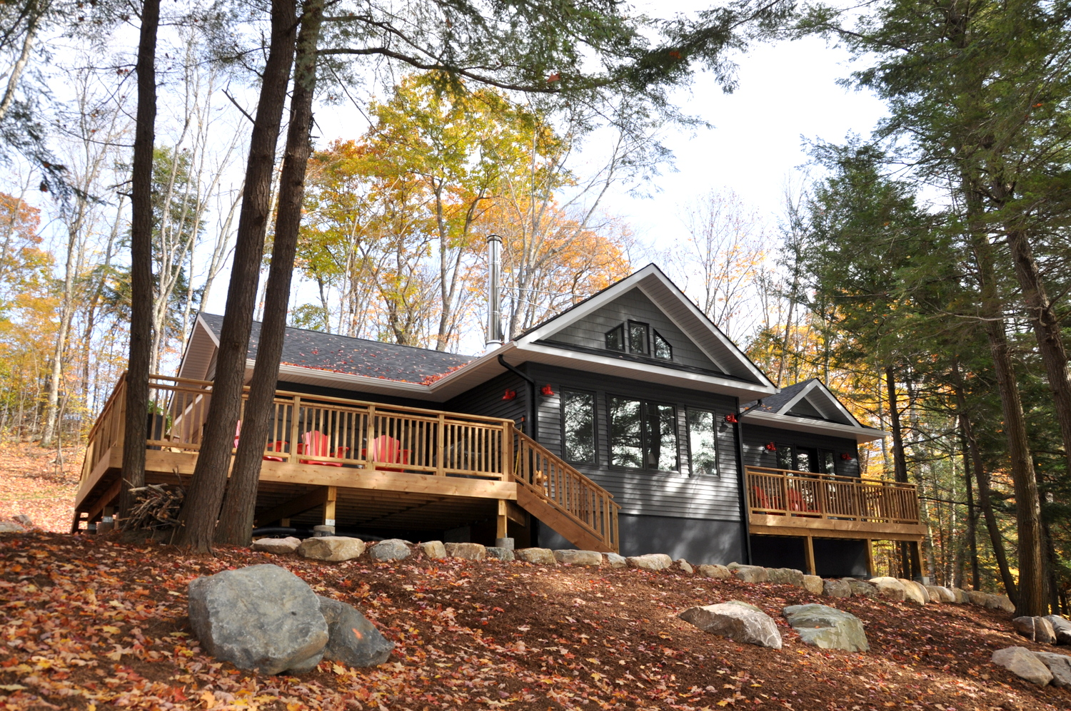 Cottage 20 for Rent on Horseshoe Lake near Parry Sound in ...