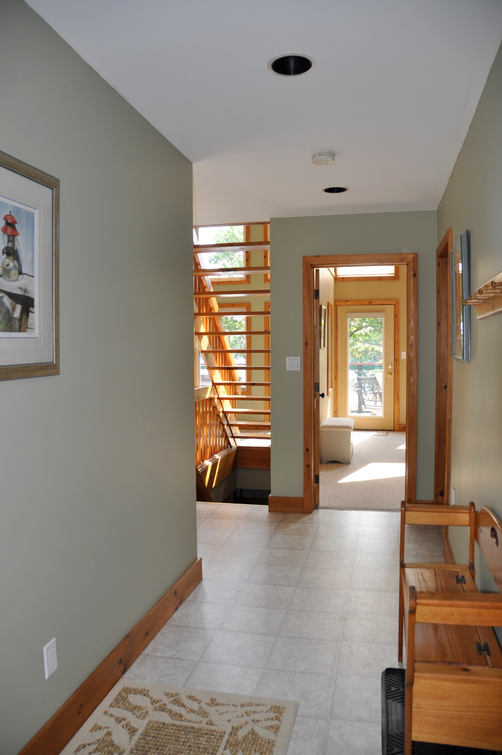 Cottage 228 For Rent On High Lake Near Rosseau In