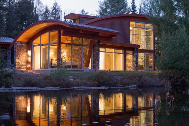 Strange Luxury Muskoka Cottage For Rent On Otter Lake Muskoka Near Interior Design Ideas Skatsoteloinfo
