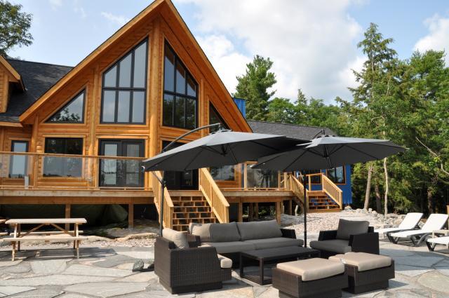 Fine Luxury Muskoka Cottage For Rent On Lake Joseph Muskoka Near Interior Design Ideas Skatsoteloinfo