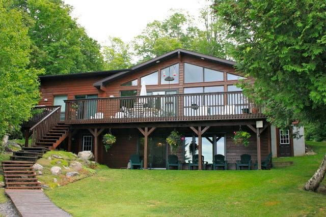 Miraculous Cottage 432 For Rent On Lake Cecebe Near Burks Falls In Beutiful Home Inspiration Cosmmahrainfo