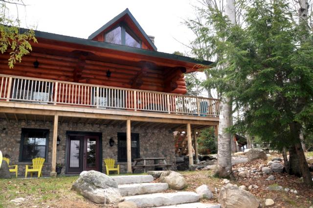 Outstanding Cottage 478 For Rent On Clear Lake Near Parry Sound In Download Free Architecture Designs Boapuretrmadebymaigaardcom