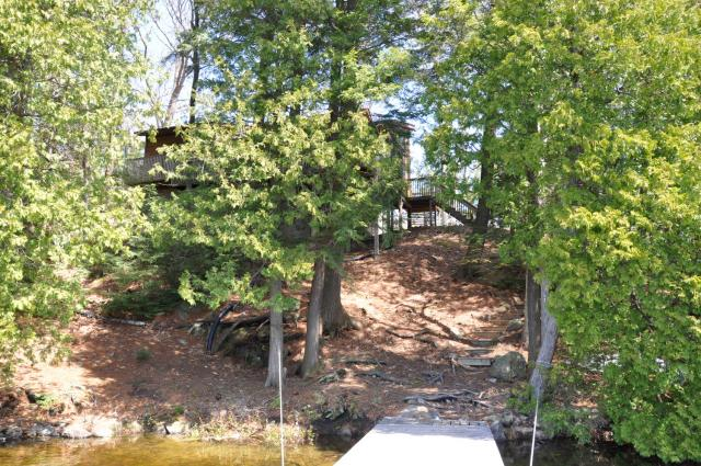 cottage 700 for rent on otter lake near parry sound in district of rh cottagevacations com