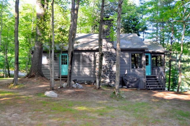 cottage 701 for rent on otter lake near parry sound in district of rh cottagevacations com